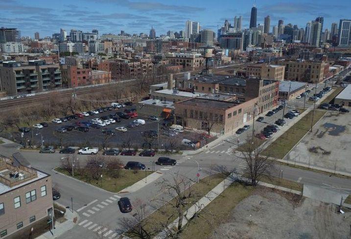 400 North May, Chicago
