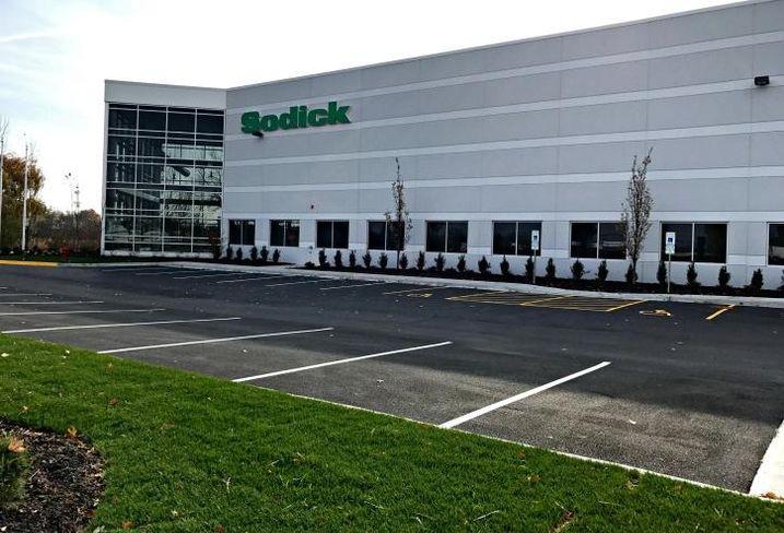Sodick headquarters, Schaumburg, Illinois