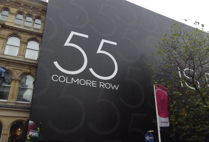 55 Colmore Row Birmingham