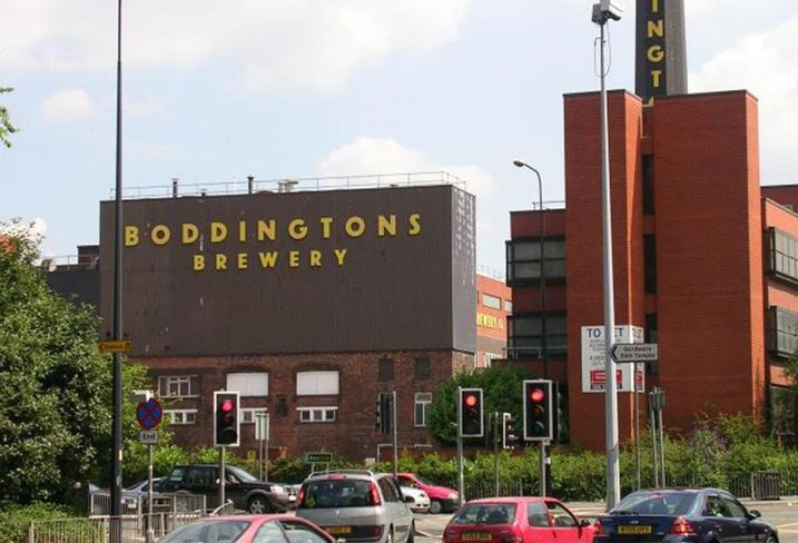 Boddingtons Brewery, Strangeways, Manchester