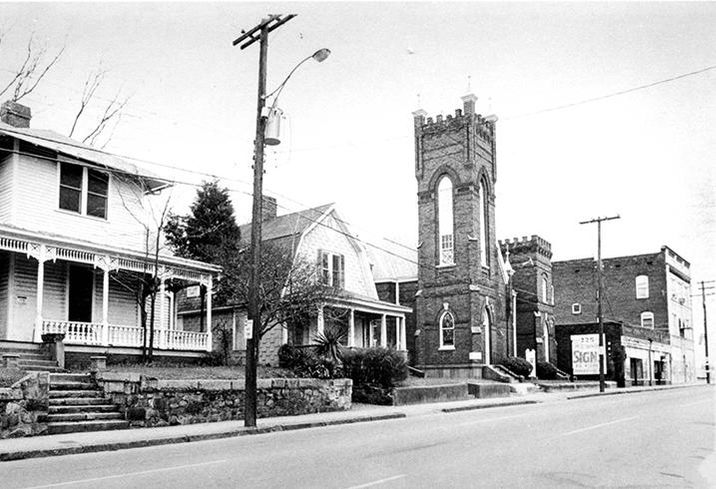 For more than 60 years, Charlotte's Second Ward, also known as Brooklyn Charlotte, was downtown's most prominent black neighborhood.