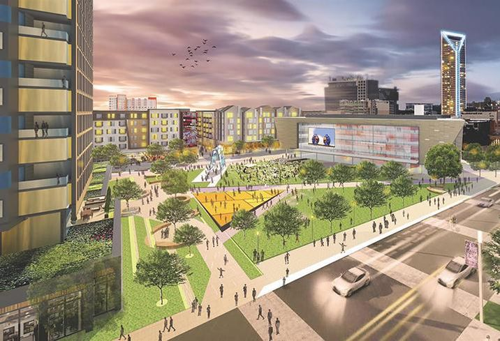 New Developments In Historically Black Neighborhoods: New Mixed-Use May Rebuild Charlotte's Second Ward, But It's No Replacement