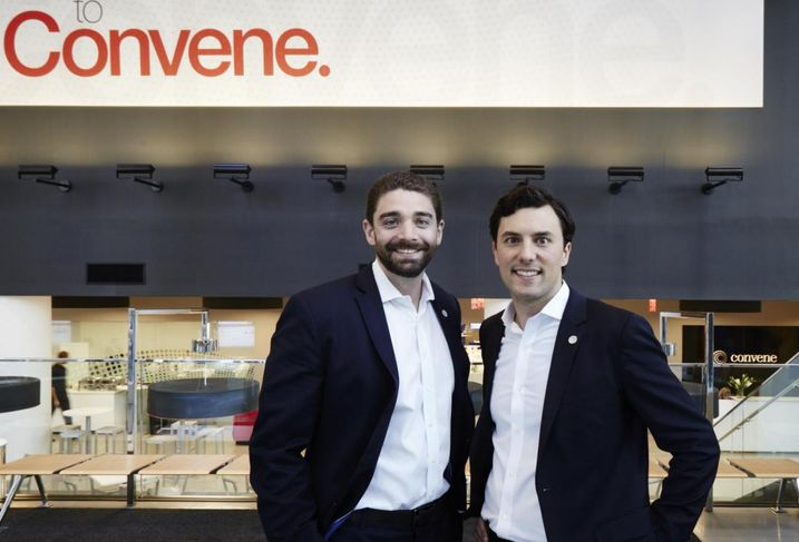 Convene Acquires Workplace Tracking Tech Company