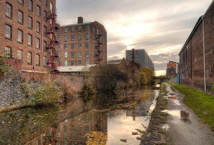 Ashton Canal, Ancoats, Manchester