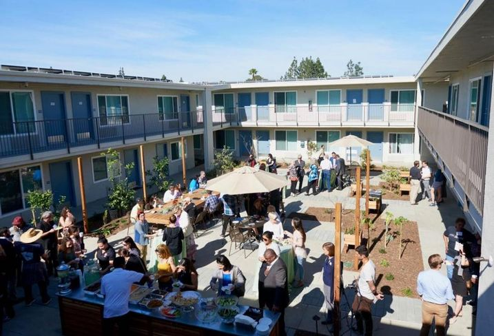 The Orchard is a 72-unit affordable housing development created by Community Development Partners.