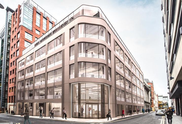 30 Brown Street, Manchester, chosen by Work.Life for their new Manchester serviced offices
