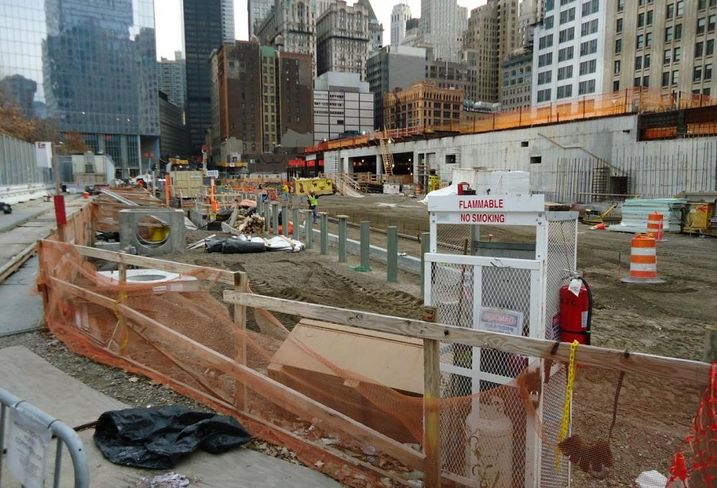 Amid Building Boom, New York City's Construction Labor Pool Is Shrinking