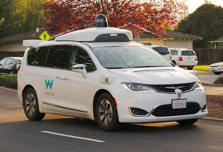 Morgan Stanley Says Google's Waymo Autonomous Vehicles Will