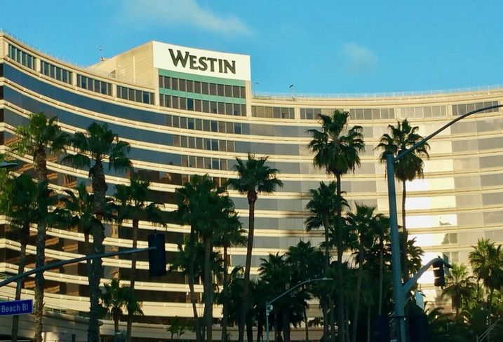 The Westin Long Beach sold for $84.8M in August 2017.