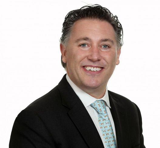 Pat Gunne, Green REIT Chief Executive