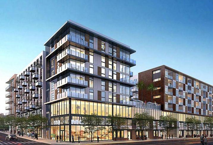 San Diego Luxury Apartments