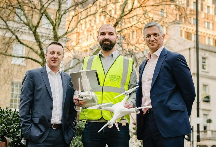 Send In The Drones: The Tech Revolution Coming To Construction