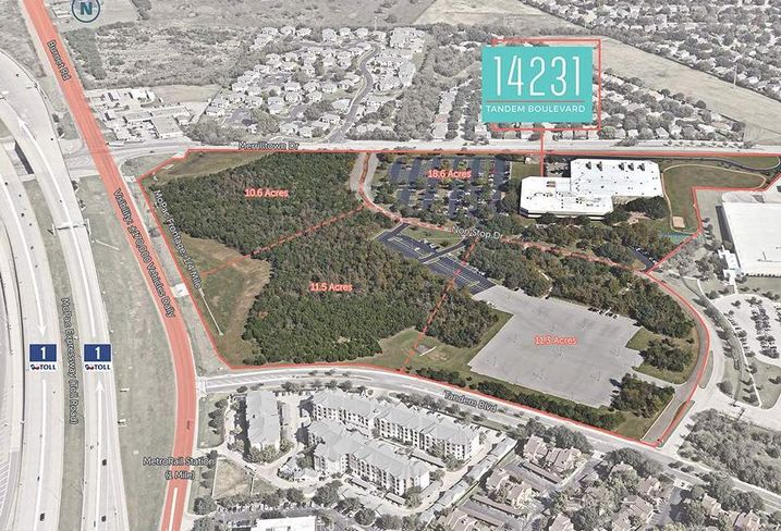 CBRE Picks Up Marketing For 52-Acre North Austin Campus