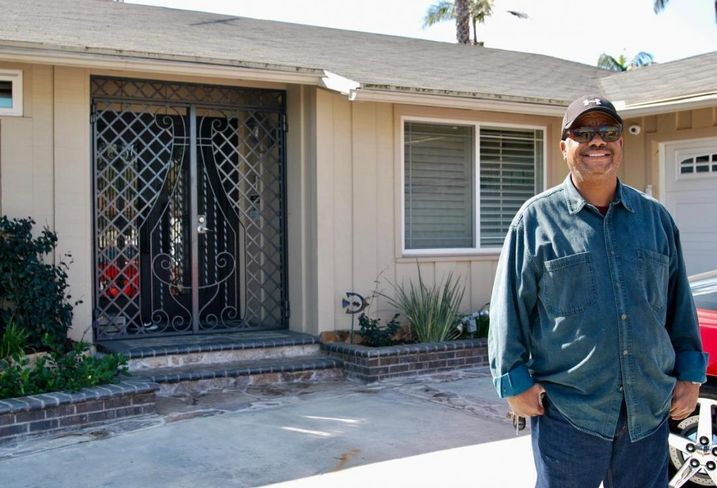 Steve Hearn has lived in View Park Los Angeles since 1983.