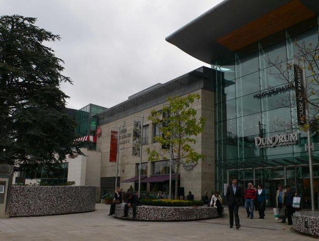 Dundrum shopping centre, Dublin