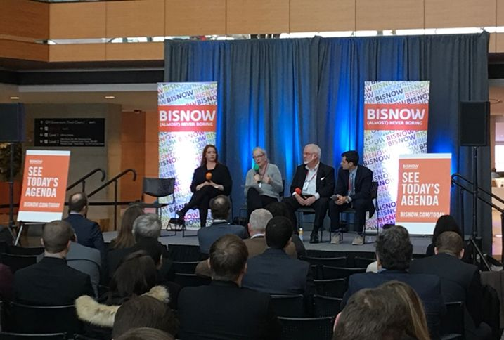 Bisnow's Detroit Adpative Reuse & Placemaking event.