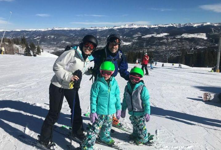 Molly McShane and family