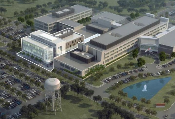 Chicago area life sciences real estate development
