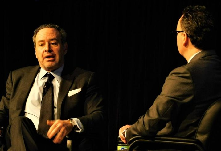 David Frum CBRE talk NAFTA President Trump