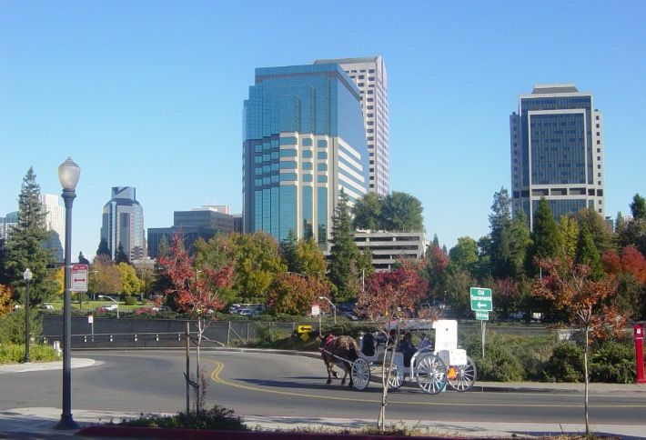 As California's Primary Markets Price Out Residents, Multifamily Investors Head To Sacramento