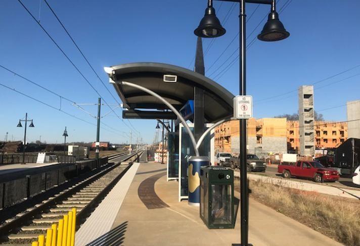 Parkwood Station