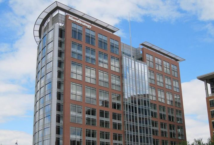 MicroStrategy HQ 1850 Towers Crescent Plaza Tysons