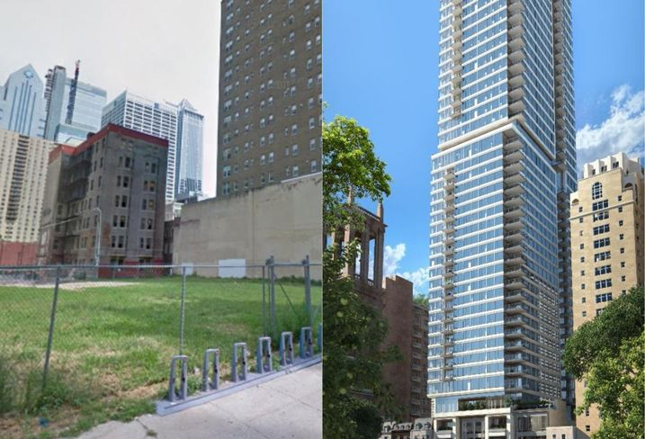 Can Southern Land's Rittenhouse Square Tower Beat A Softening Multifamily Market?