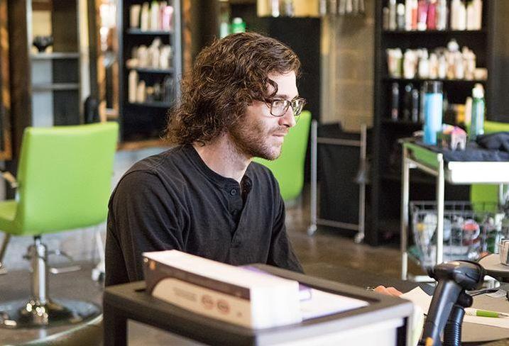 Alchemy: The Works salon owner Kyle Gates
