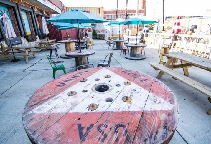 Once The Big Players Move In, Will Camp North End Still Be Cool?