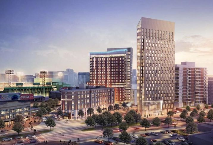 Dual Hotel Proposal Would Add Height To Kenmore Square