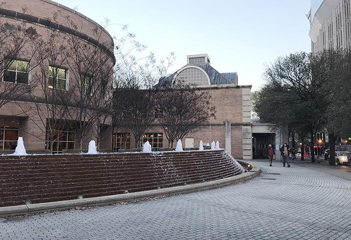 Charlotte-Mecklenburg Main Library