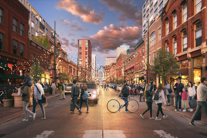Preservationists Wary Of Plans For Larimer Square