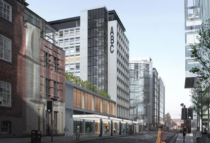 ABC Building, developer Allied London, Quay Street, Manchester - St John's development