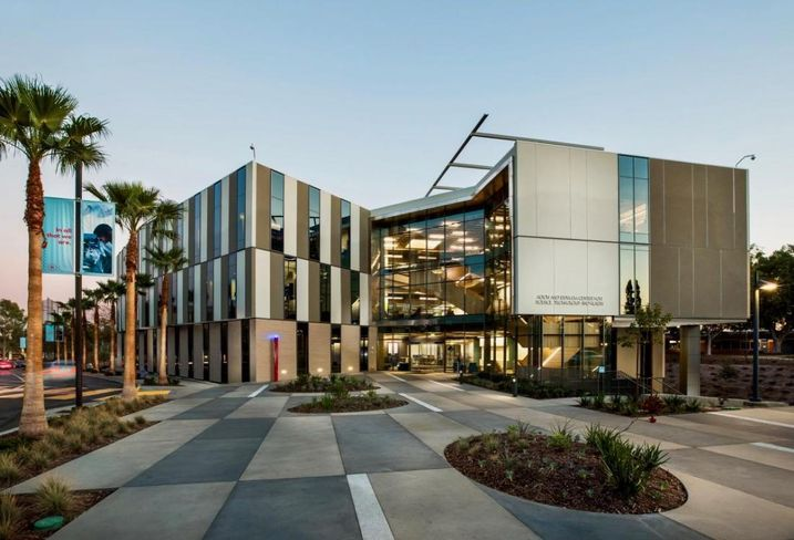 C.W. Driver Cos. has completed the $63M Biola University Center for Science, Technology and Health in La Mirada.