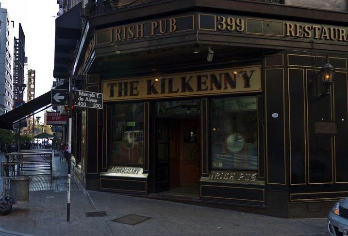 Six Irish Bars In Places You Might Not Expect