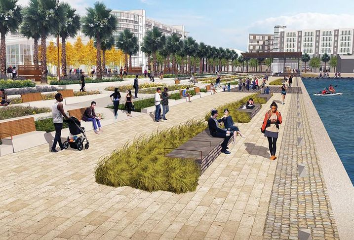 Land Transfers Mark Crucial First Step In Long-Stalled Project In Alameda