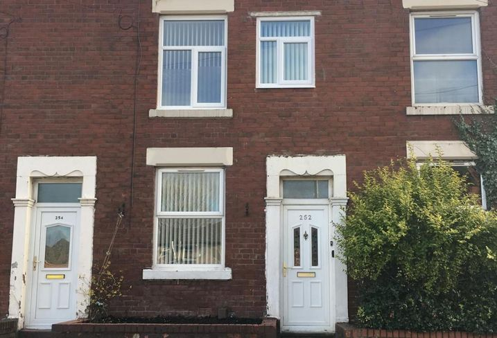 The Oldham house sold by blockchain technology by Manchester-based HS Property March 2018