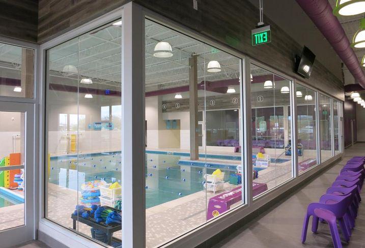 Emler Meyerland View of Pool Room