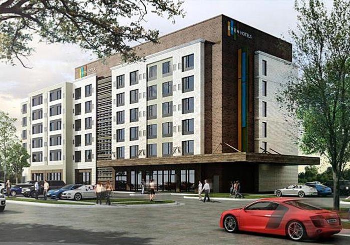 InterContinental Hotels Group Epelboim Development Group