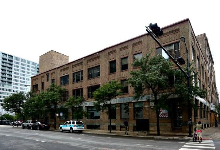 Chicago office leasing