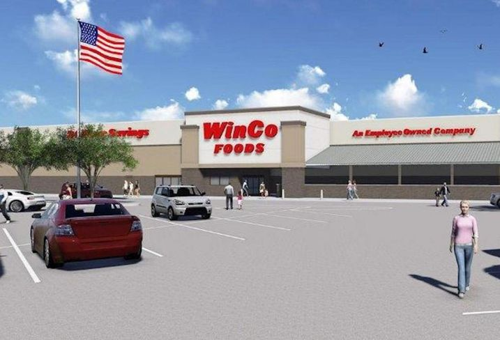 Trinity Valley WinCo