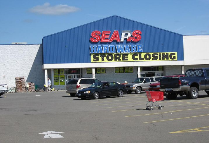 Sears hardware store
