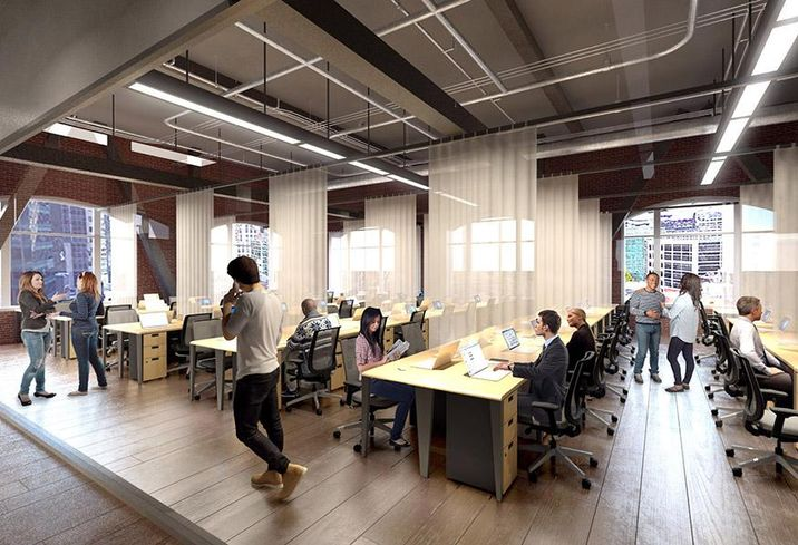 This San Francisco Co-Working Company Is Adding A Little Green To Its Workspaces