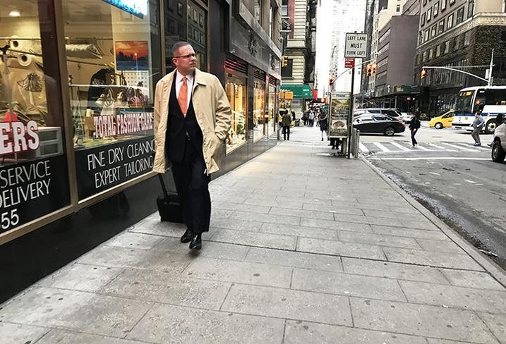 Turns Out, Walking To Work Is Also Healthy For A Retail Economy