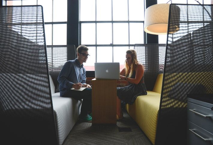 Room For Innovation: How Companies Are Redefining The Office Experience