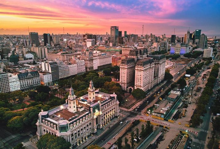 Why Sam Zell's Argentina Investment Could Signal The Next Latin American Real Estate Gold Rush