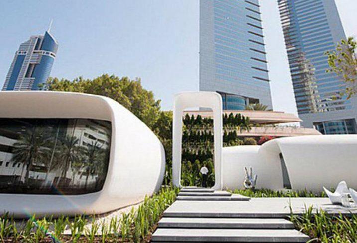 Office Of The Future, Dubai