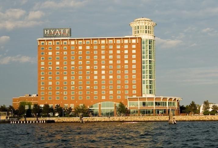 Hyatt Regency Boston Harbor LaSalle