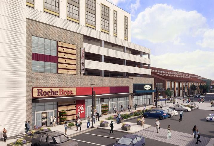 1M SF Arsenal Yards Project Signs Grocery, Movie Theater Anchor Tenants