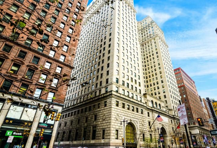 Wells Fargo Building Unifies Ownership, Adds Foreign Investor